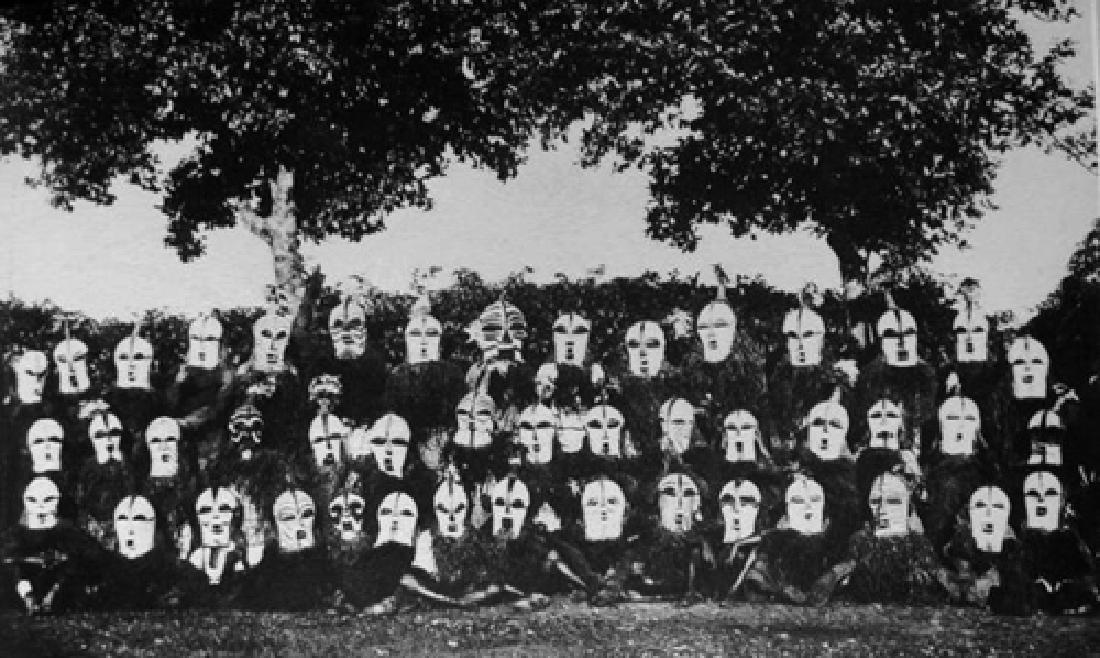 African Tribal Songye Kifwebe War Mask - 17