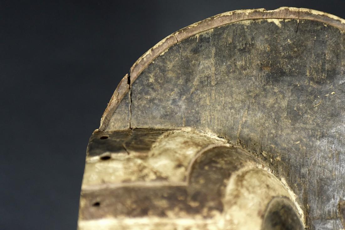 African Tribal Songye Kifwebe War Mask - 7