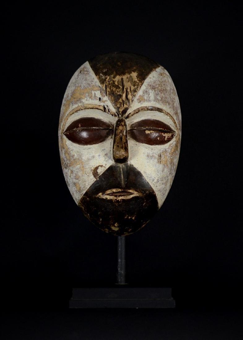 Powerful African Tribal Galoa Okukwe Mask