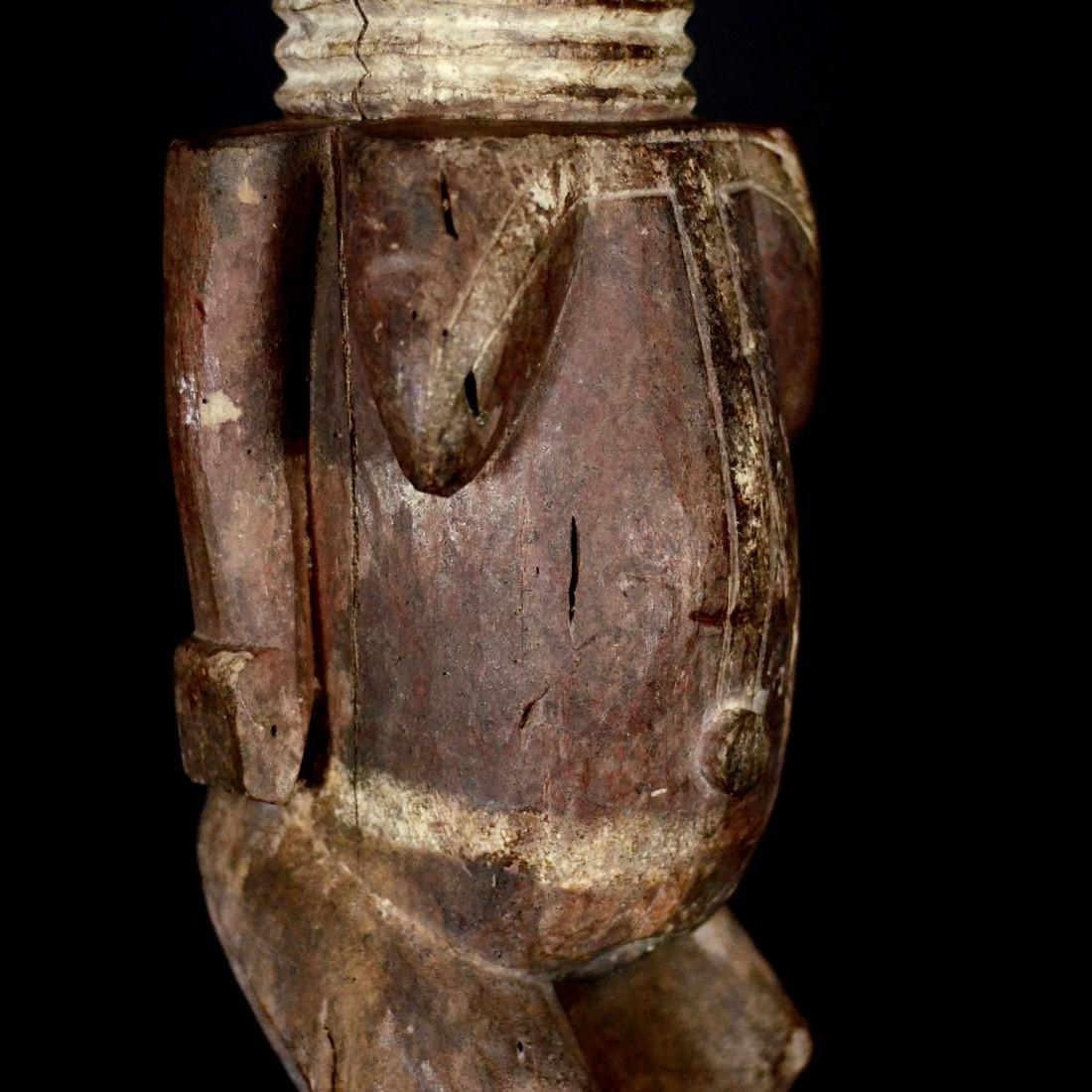 African Tribal Kuyu Figure. Gabon, Congo Brazzaville - 7
