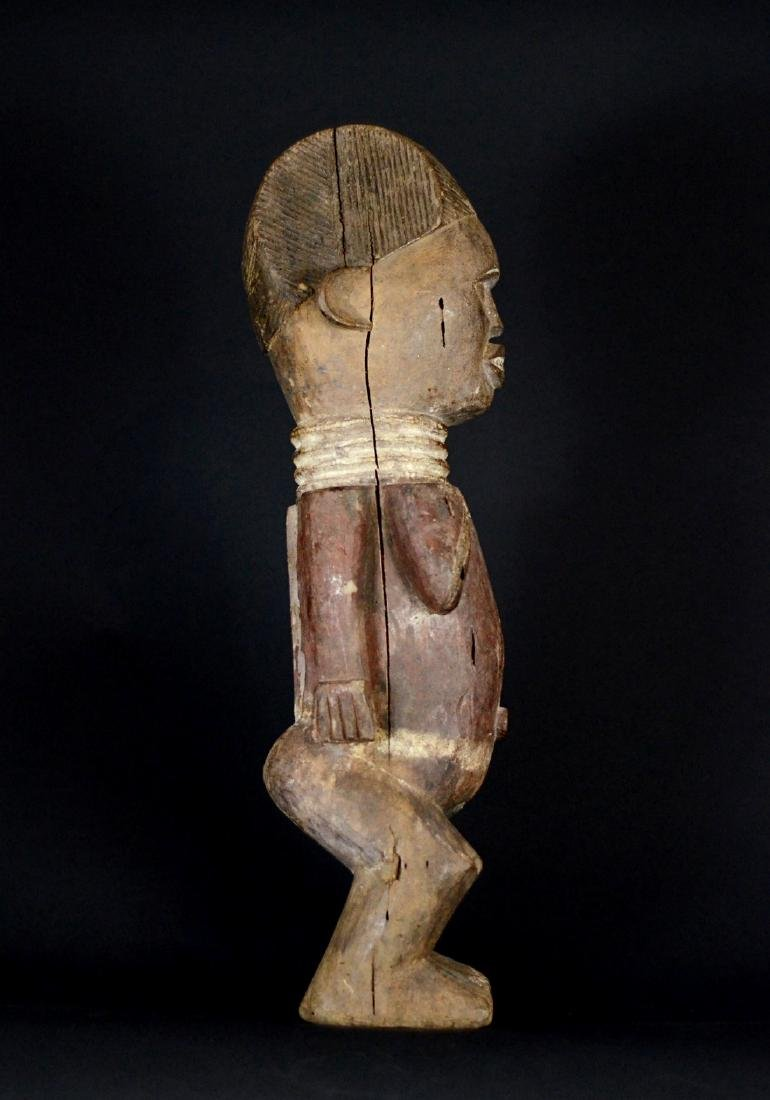 African Tribal Kuyu Figure. Gabon, Congo Brazzaville - 9