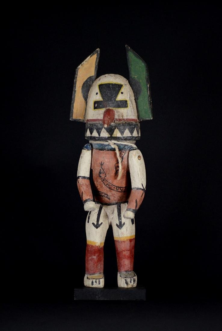 Walking Kachina Doll from the Hopi Indians
