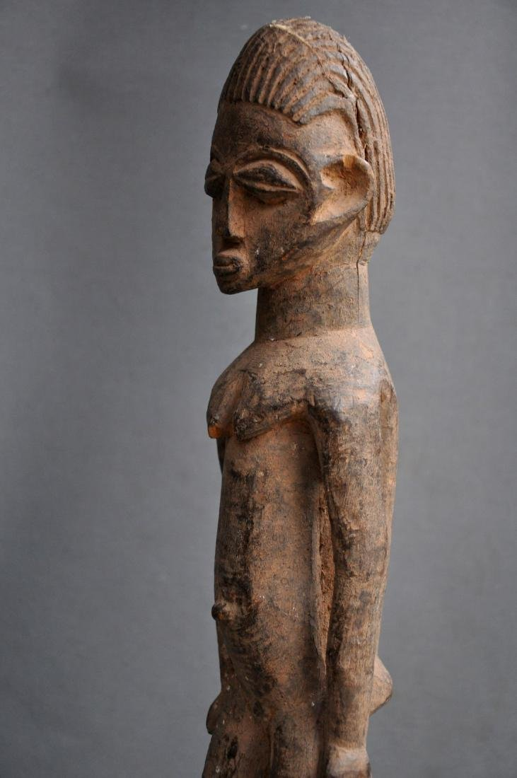Lobi Bateba Figure from the Lobi Tribe, Burkina Faso - 11