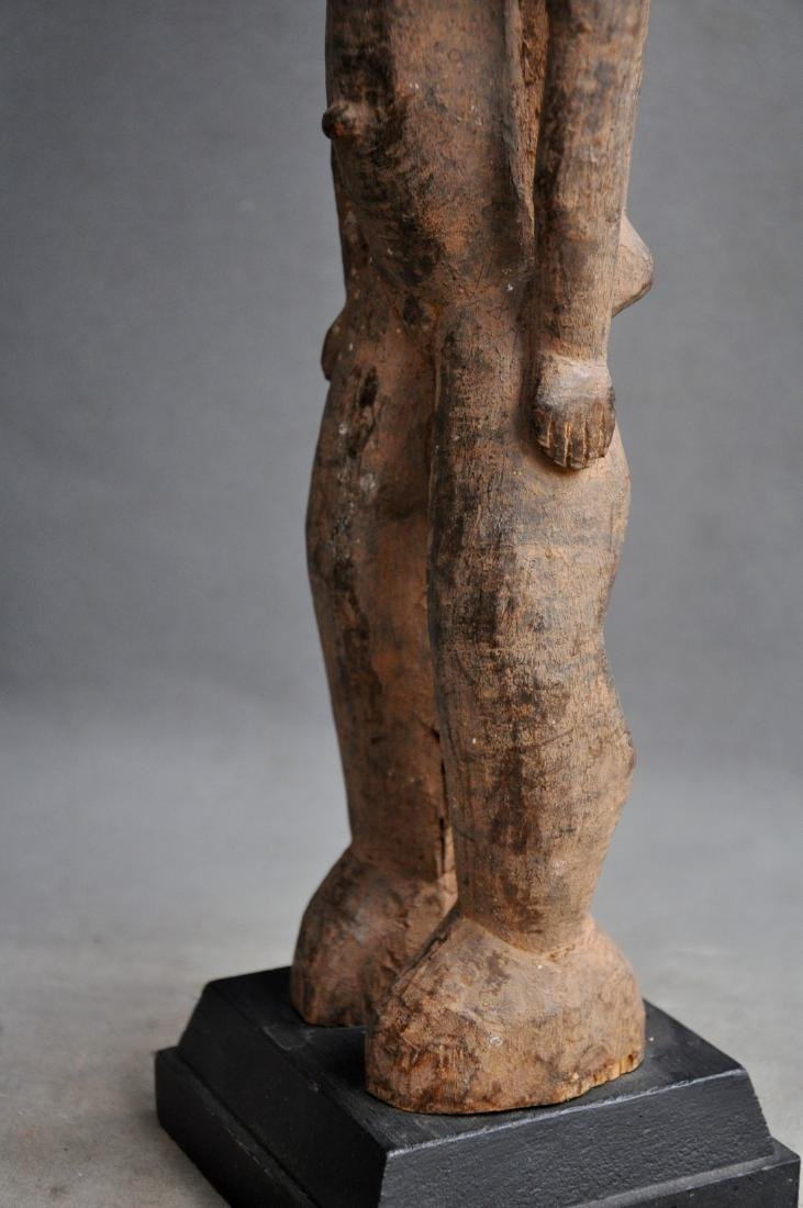Lobi Bateba Figure from the Lobi Tribe, Burkina Faso - 12