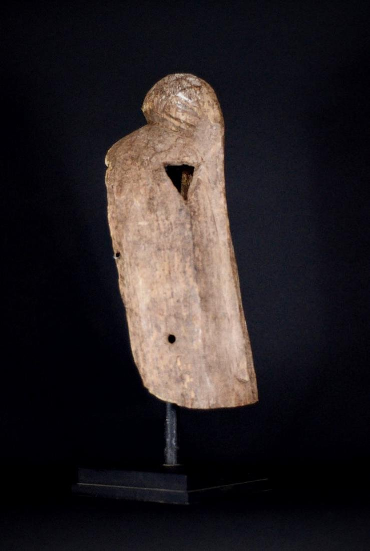 Ancient African Tribal Dogon Dege Monkey Mask - 4