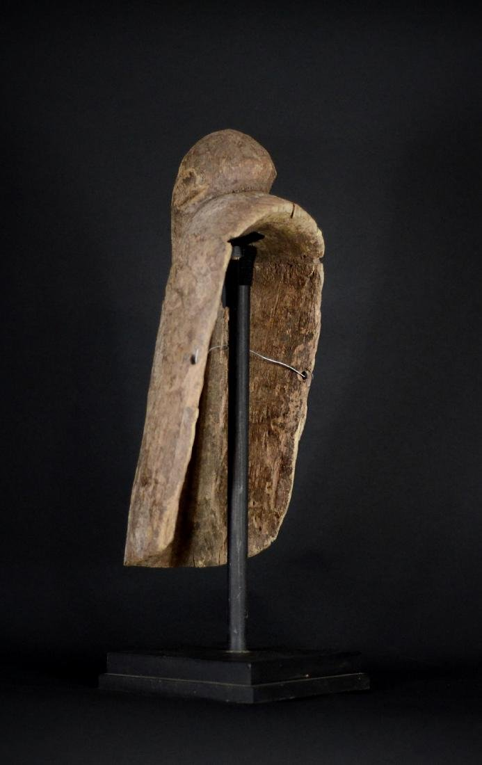 Ancient African Tribal Dogon Dege Monkey Mask - 8