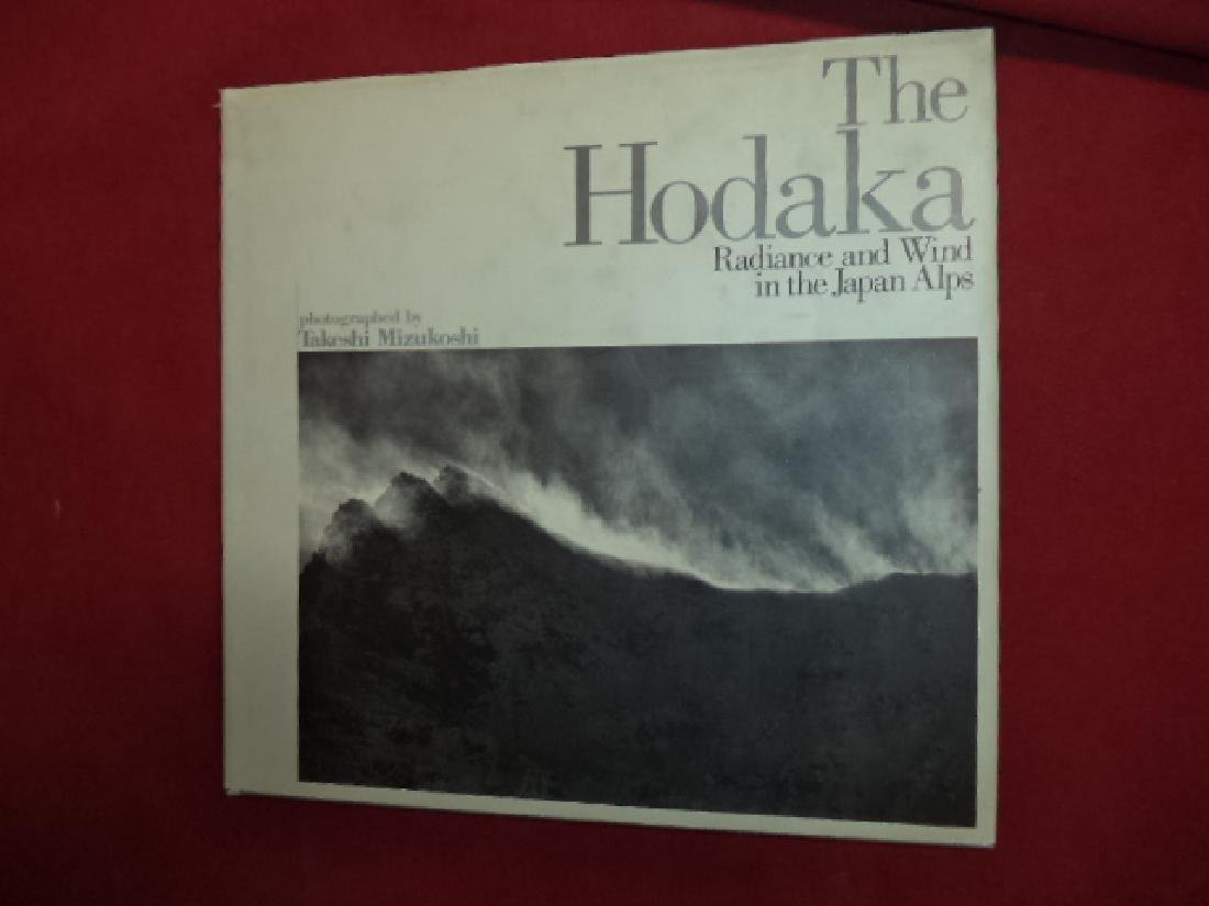 The Hodaka. Radiance and Wind in the Japan Alps.