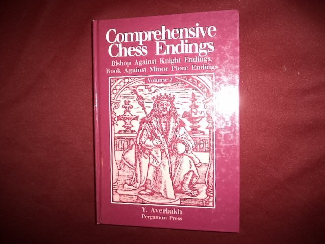 Comprehensive Chess Endings Vol 2 Bishop Against Knight