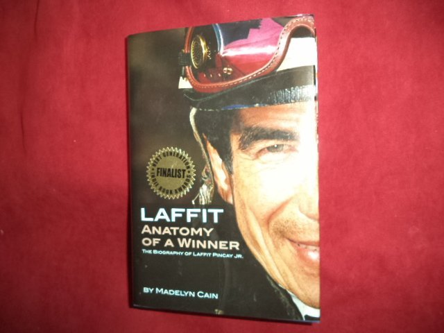 Laffit Inscribed to Brandon Kulp by the author & Laffit