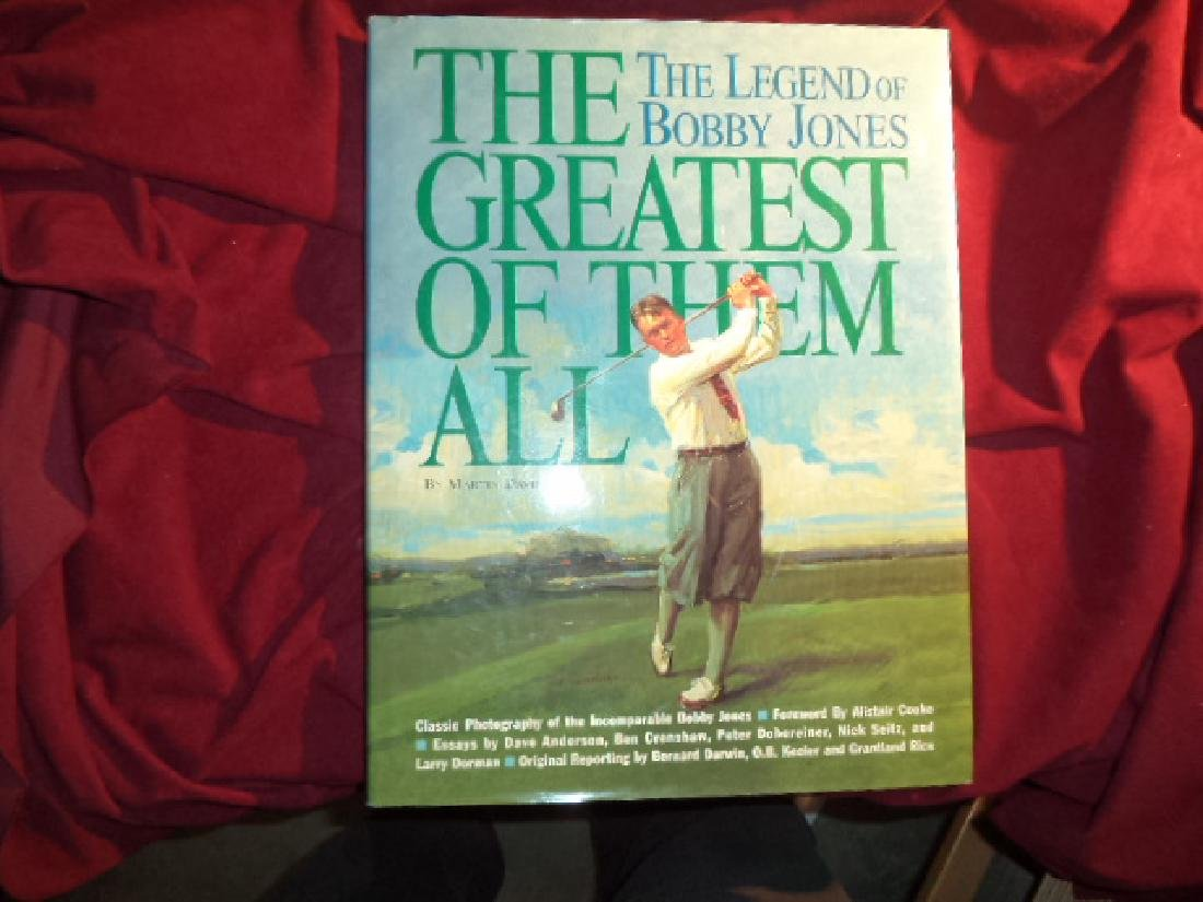 The Greatest of Them All. The Legend of Bobby Jones