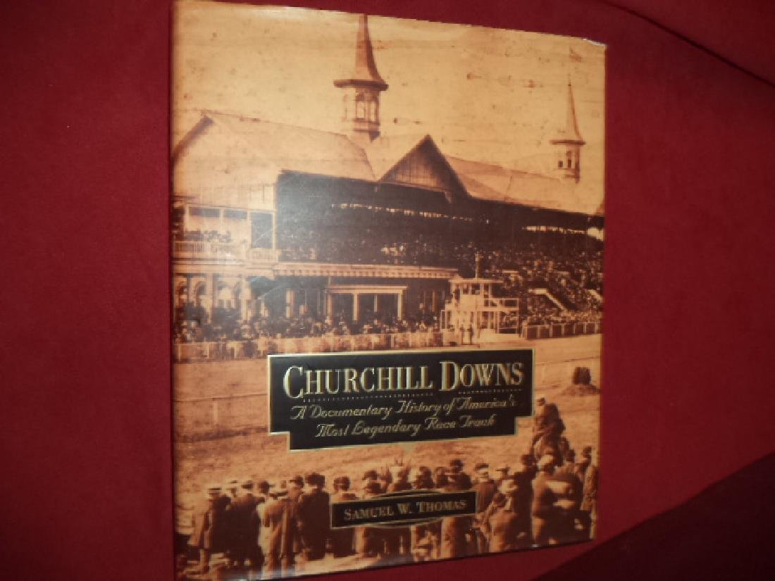 Churchill Downs History America's Legendary Race Track