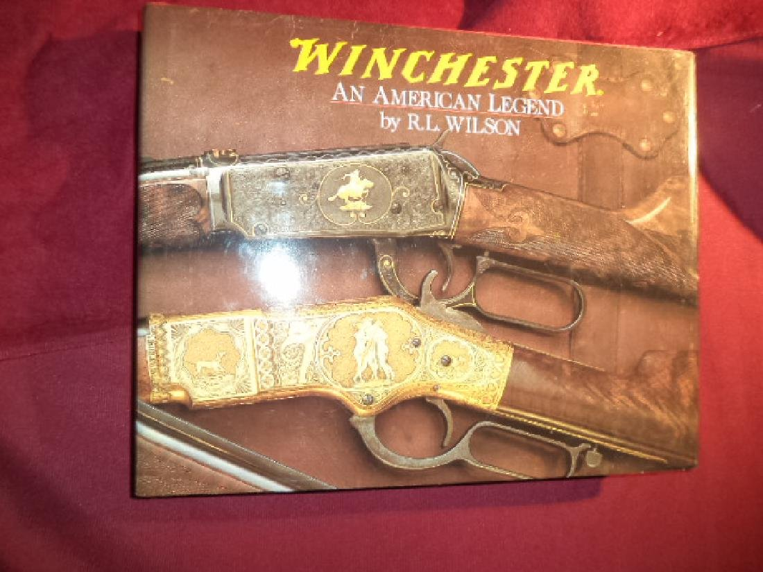 Winchester An American Legend Official History