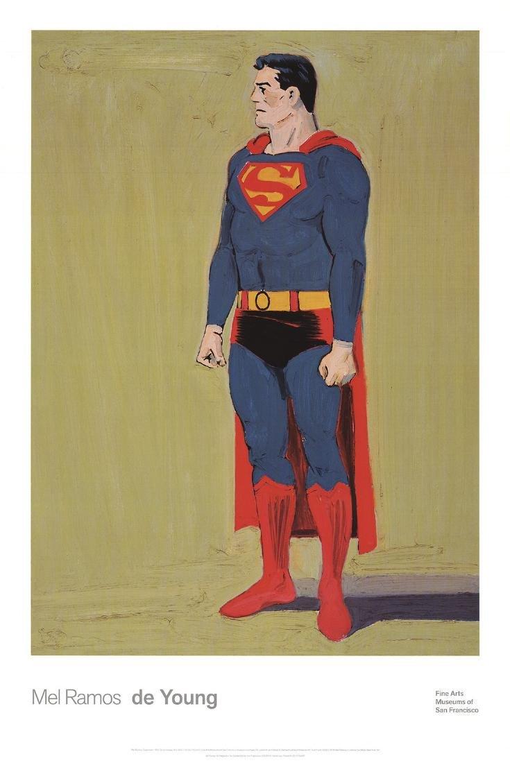 Mel Ramos - Superman - 2014