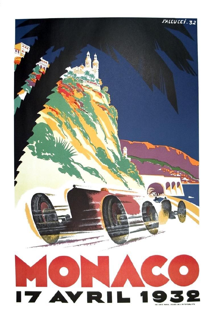 Robert Falcucci - Monaco Grand Prix 1932 - 1983