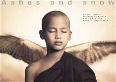 Gregory Colbert - Winged Monk (lg) - 2005