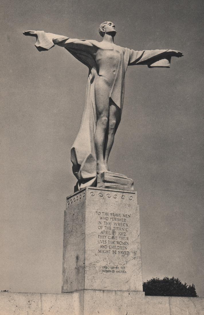 MARIO BUCOVICH - Titanic Memorial