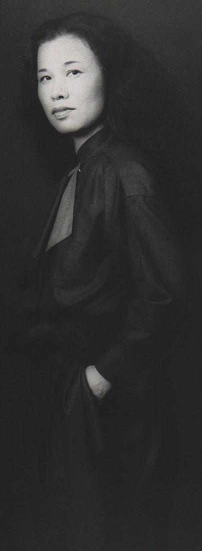 ROBERT MAPPLETHORPE - Eiko, 1983