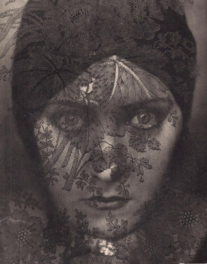 EDWARD STEICHEN - Gloria Swanson