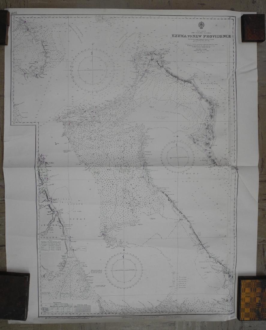 West Indies the Bahama Islands Exuma to New Providence