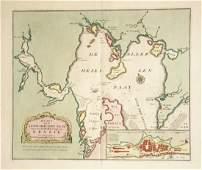 Tirion: Todos os Santos Bay, Brazil/Salvador Inset 1767