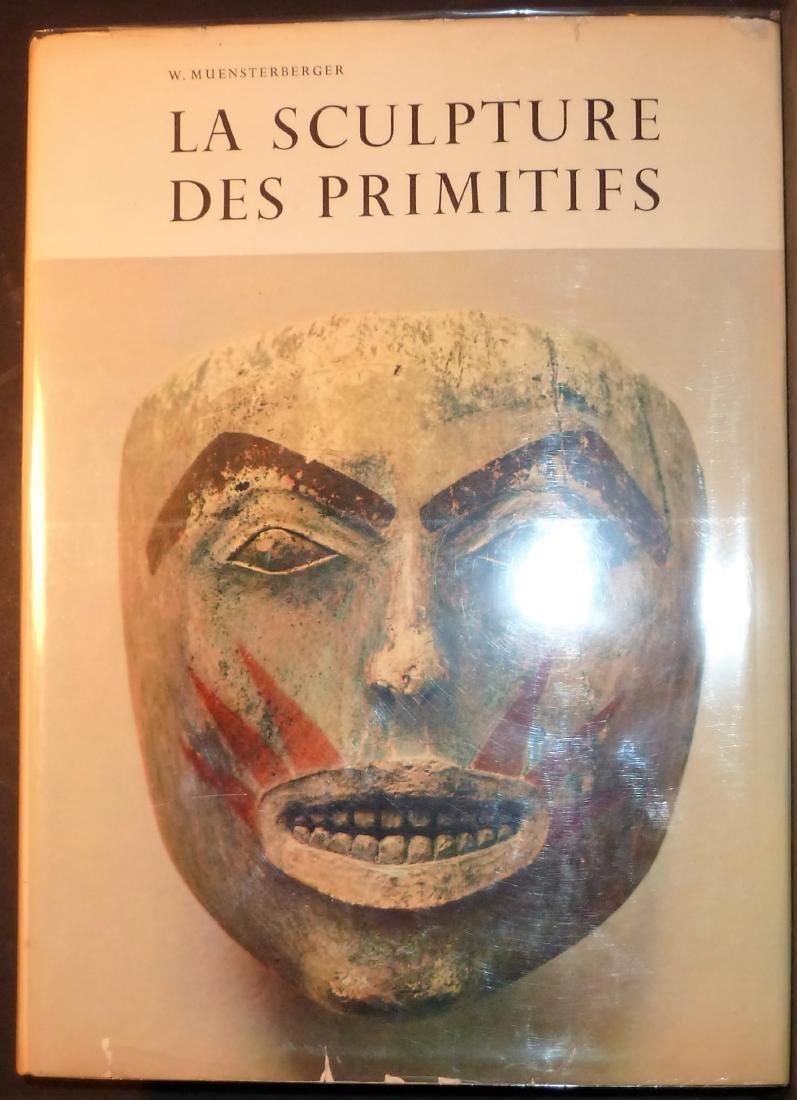 La Sculpture Des Primitifs W. Muensterberger 1955