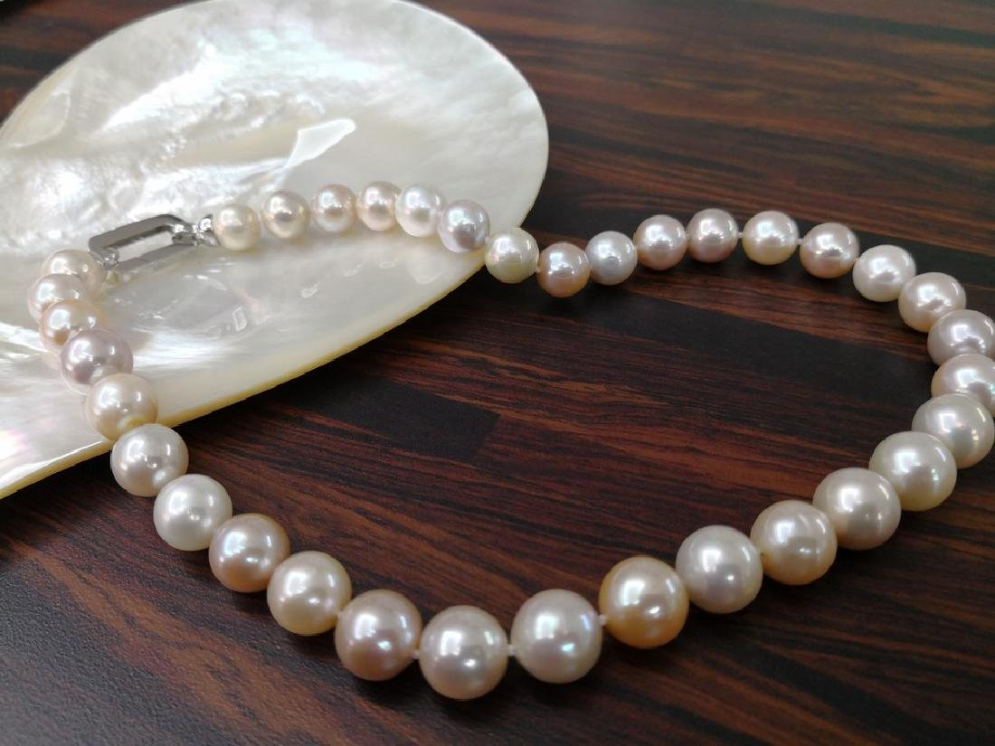 Neclace Cultured Pearls FW AAAA 12-13 mm 35 near round