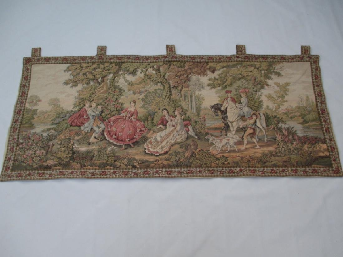 Stunning French Tapestry 6x2.6