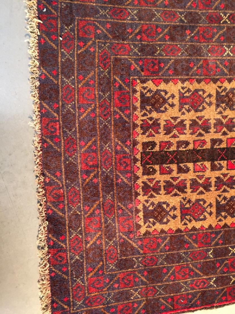 Hand Knotted Prayer Rug 3x5 - 3