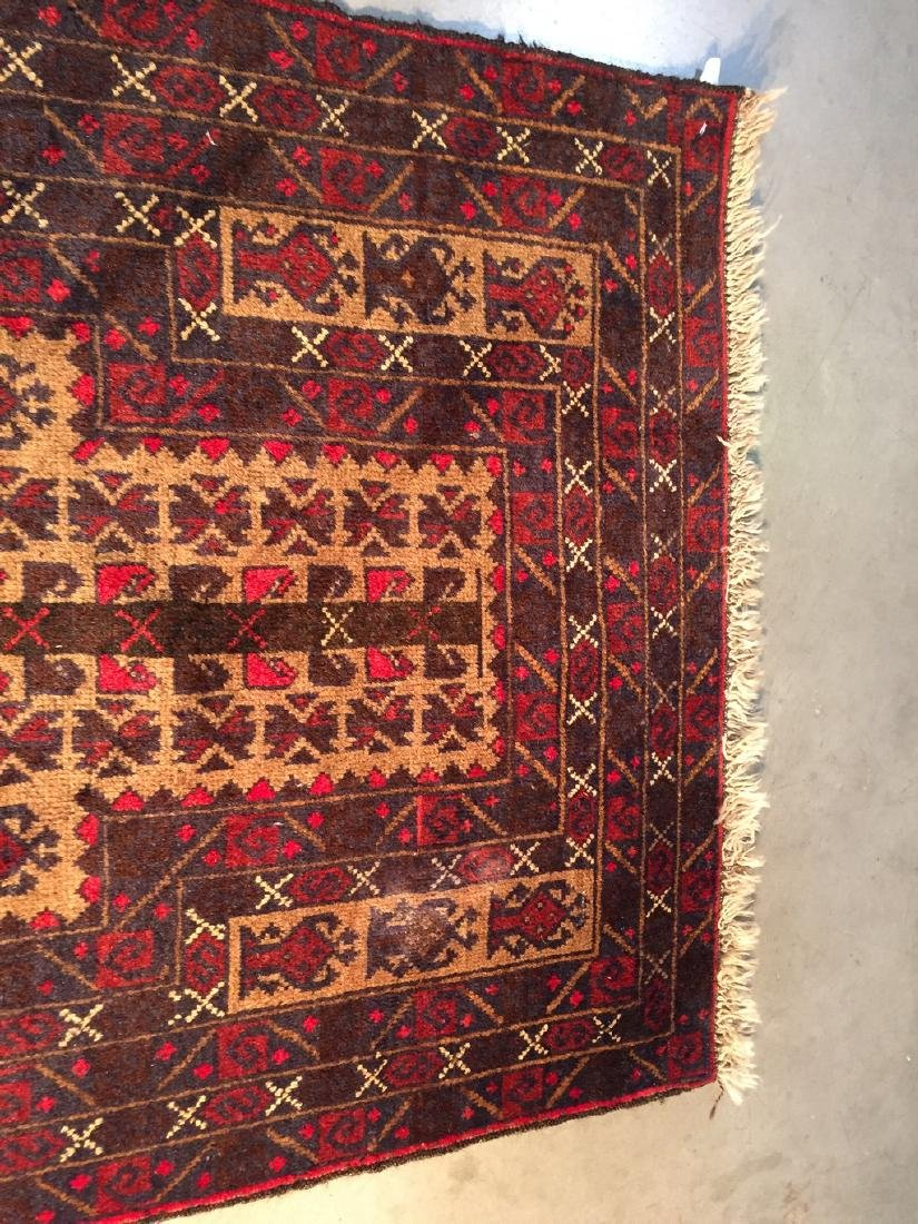 Hand Knotted Prayer Rug 3x5 - 4