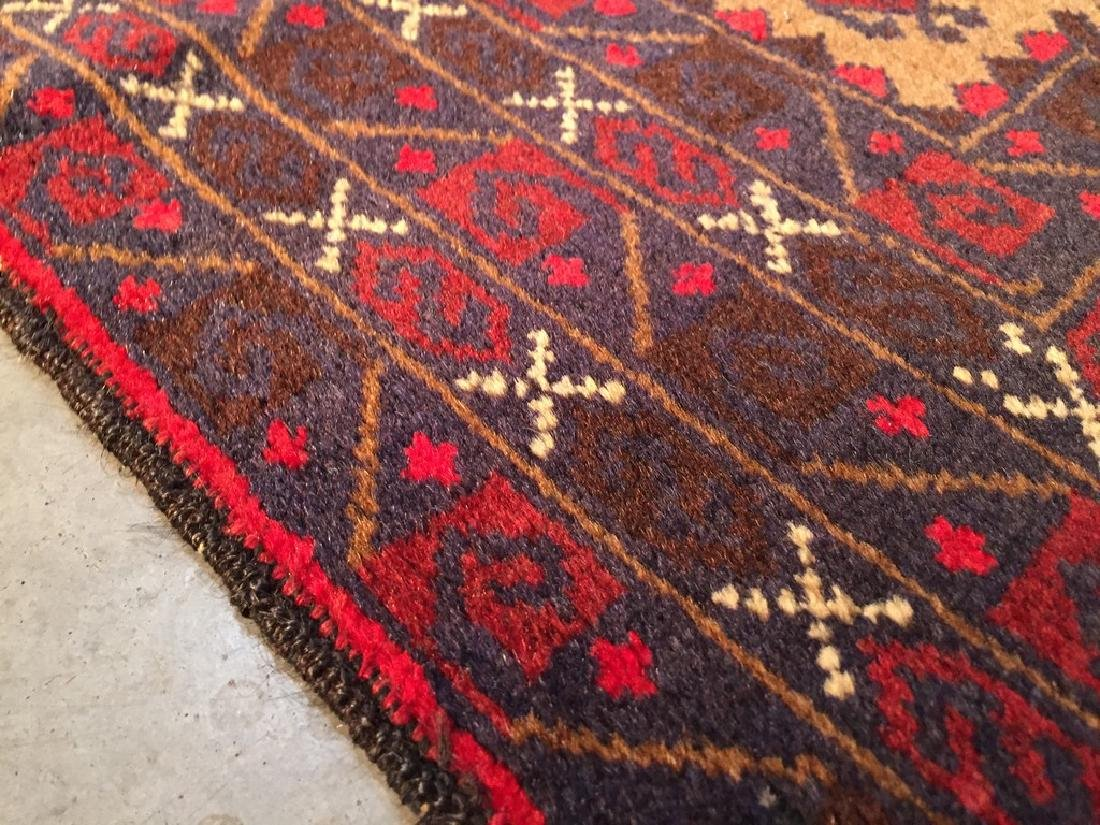 Hand Knotted Prayer Rug 3x5 - 5