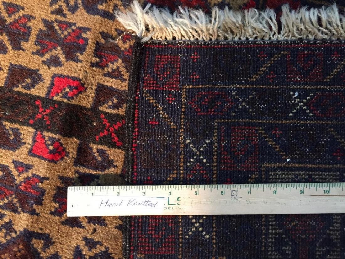 Hand Knotted Prayer Rug 3x5 - 6