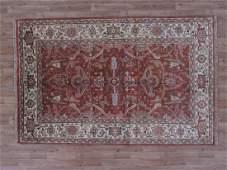 Indo Serapi Rug 5x7.9