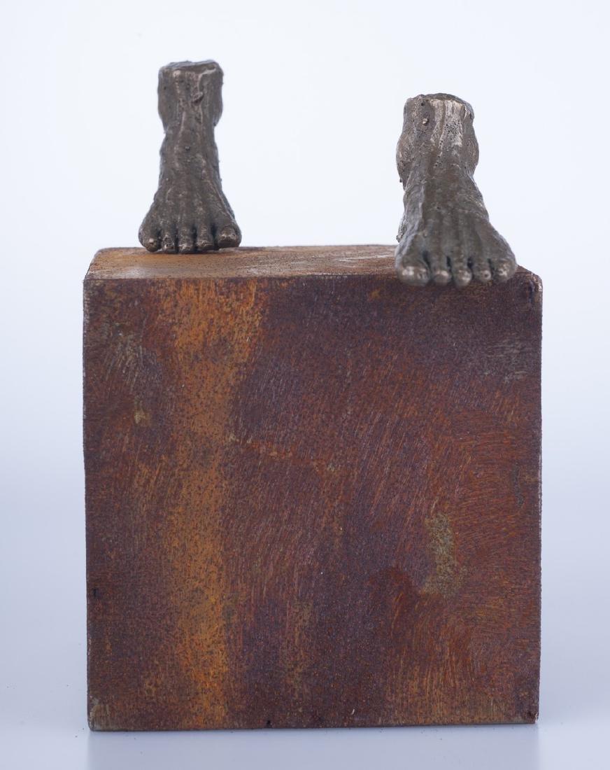 Pancho Porto Sculpture: Wayfarer