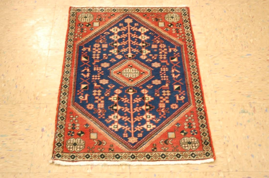 Fine Persian Sarouk Rug 1.8x2.10