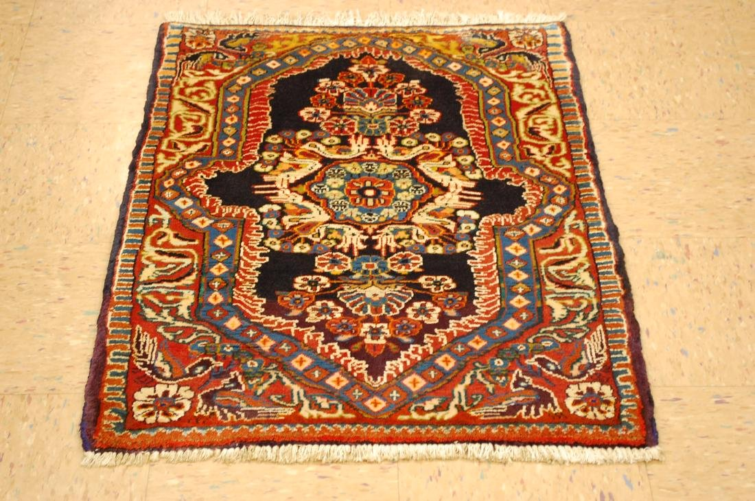 Persian Sarouk High Kpsi Kork Wool Rug 2.5x3.4