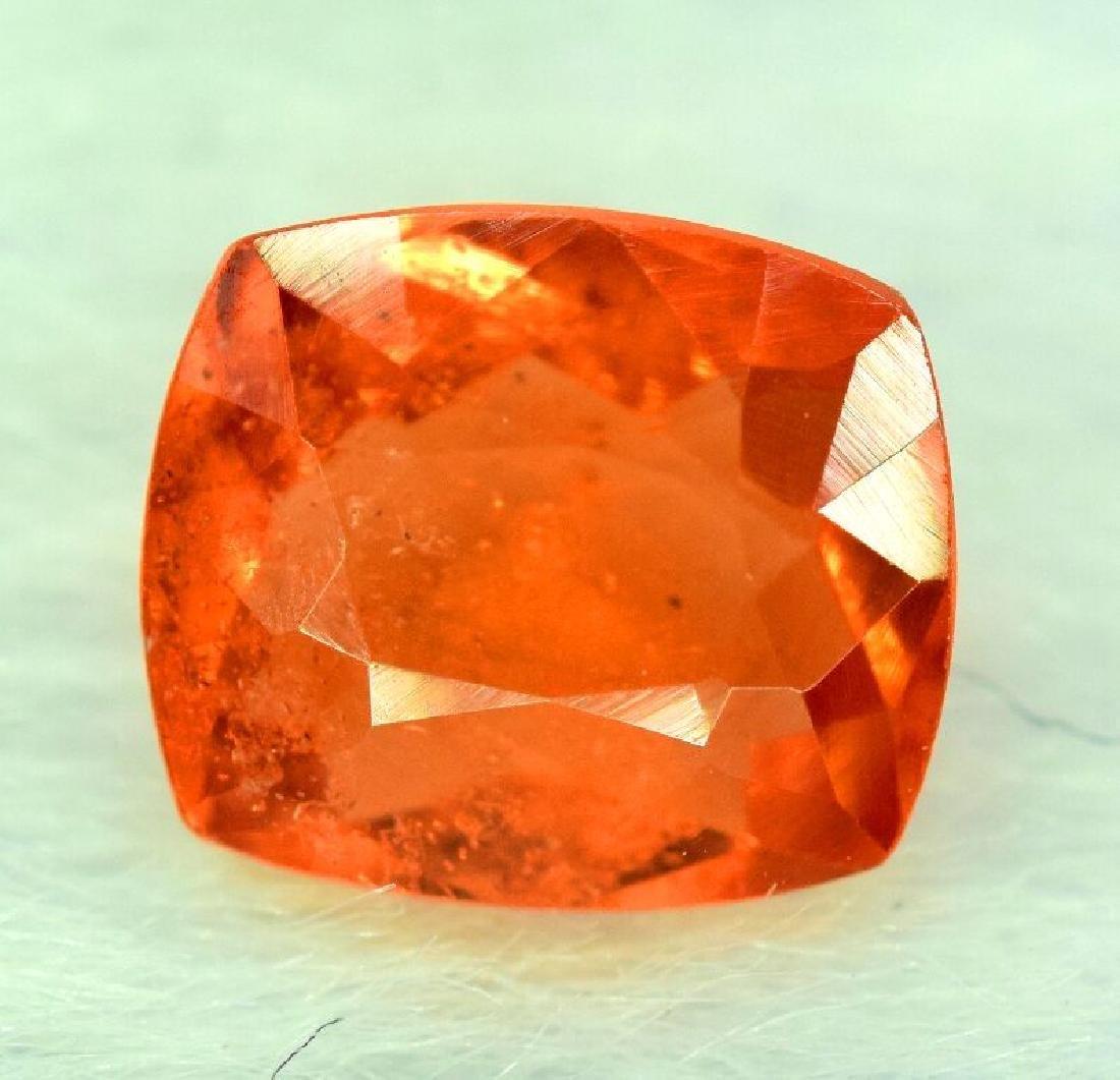 Extremely Rare Triplite Loose Gemstone, 1 Carat