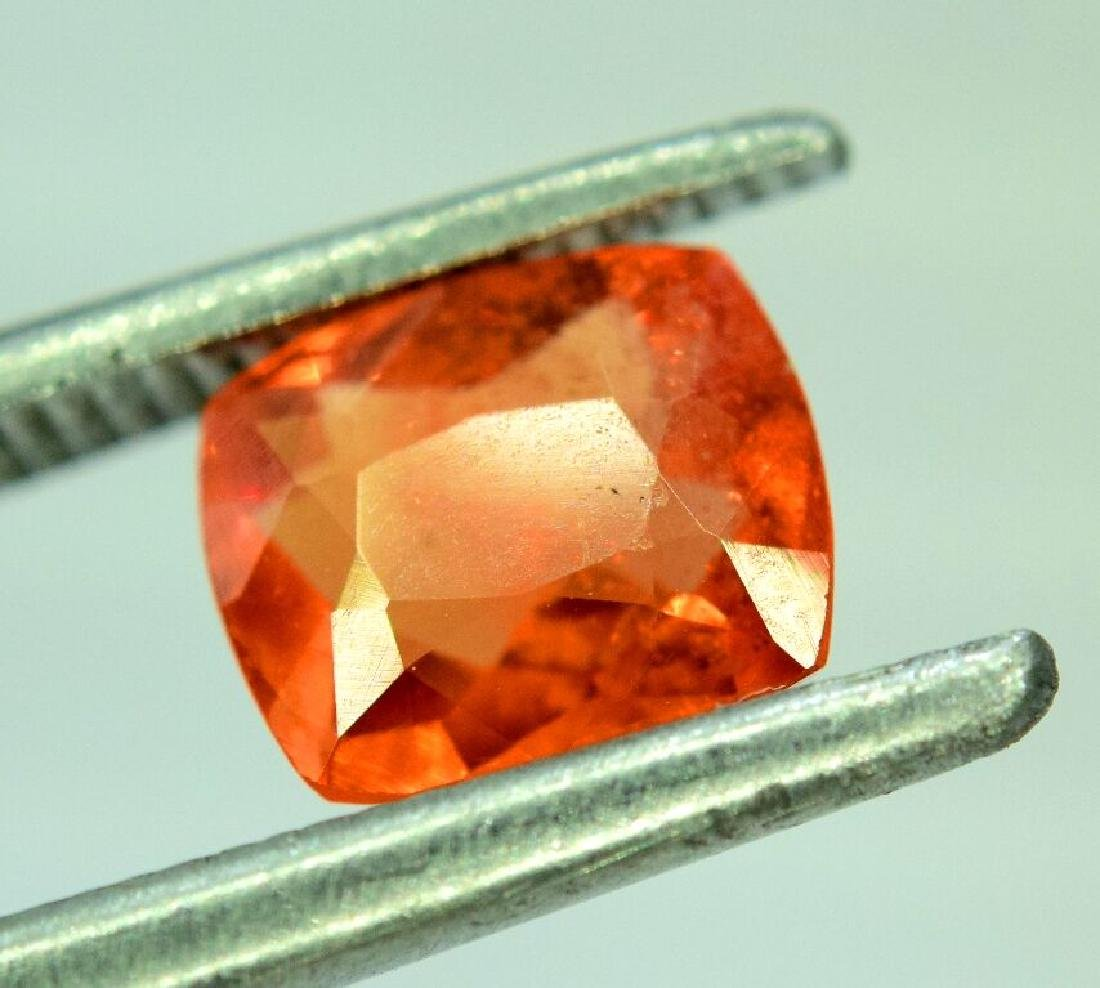 Extremely Rare Triplite Loose Gemstone, 1 Carat - 2