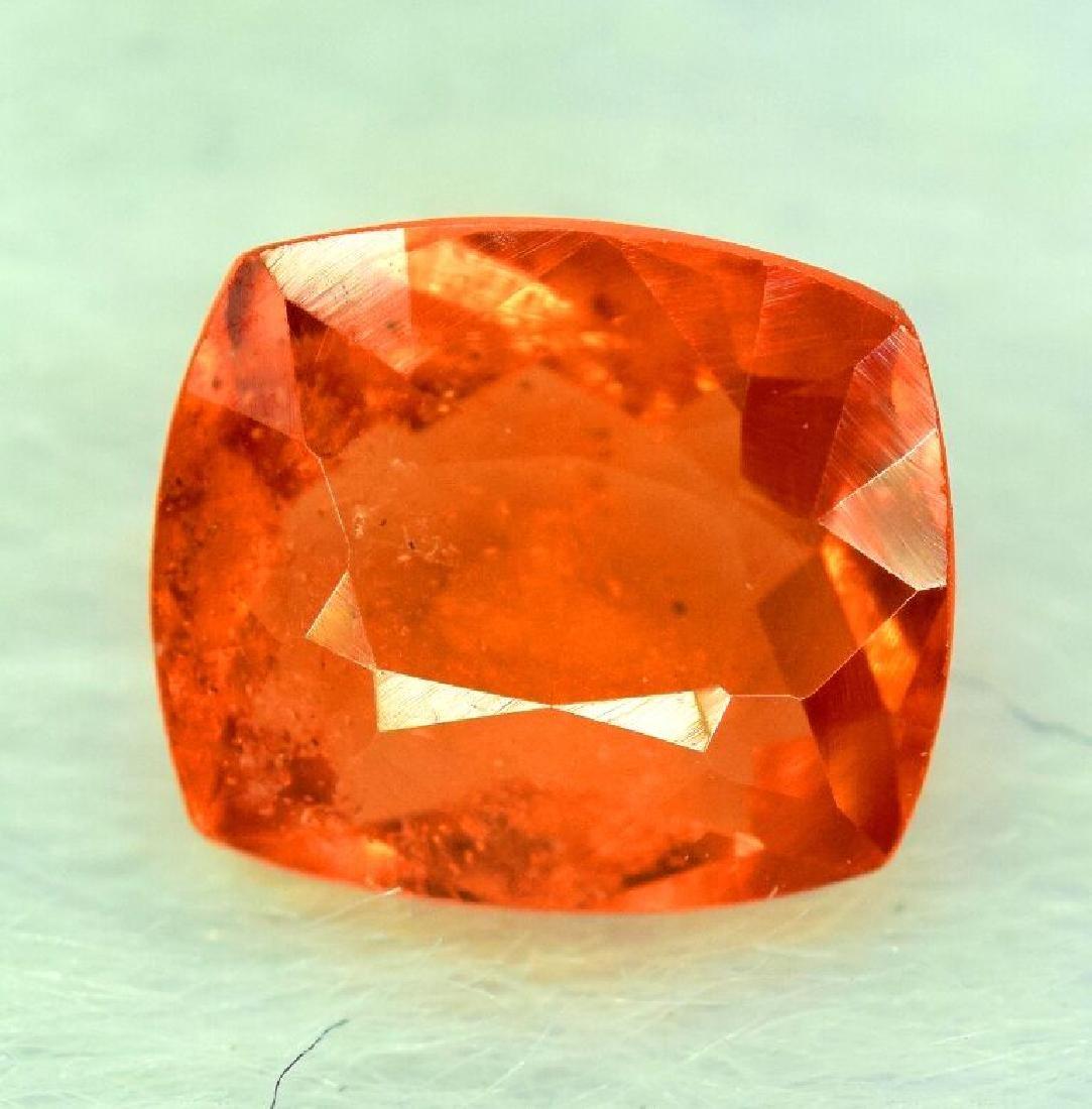 Extremely Rare Triplite Loose Gemstone, 1 Carat - 3