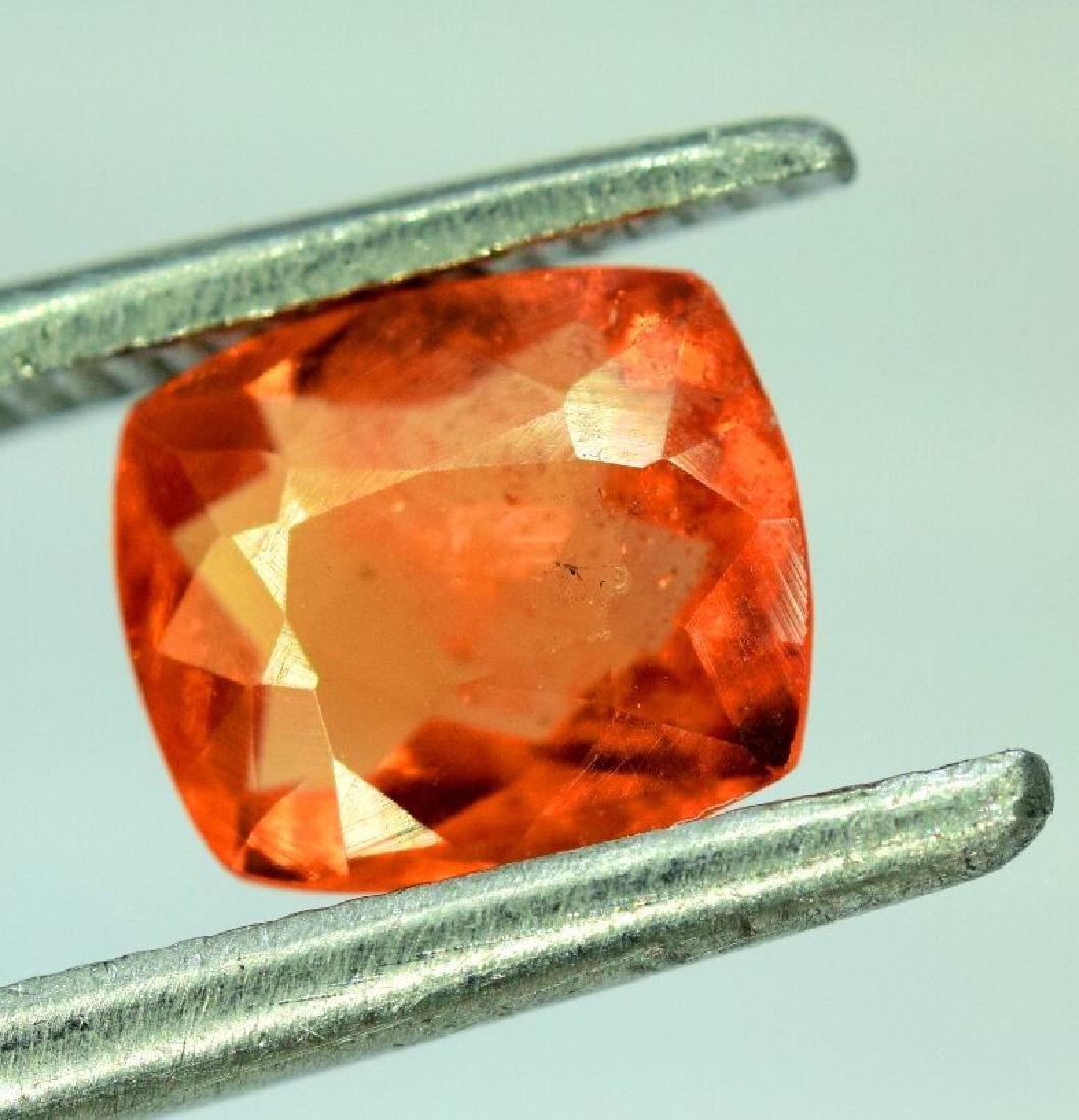 Extremely Rare Triplite Loose Gemstone, 1 Carat - 4