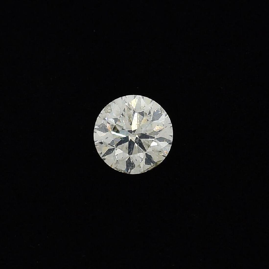 1.05ct SI3 Clarity Diamond Loose Stone (EGL Certified)