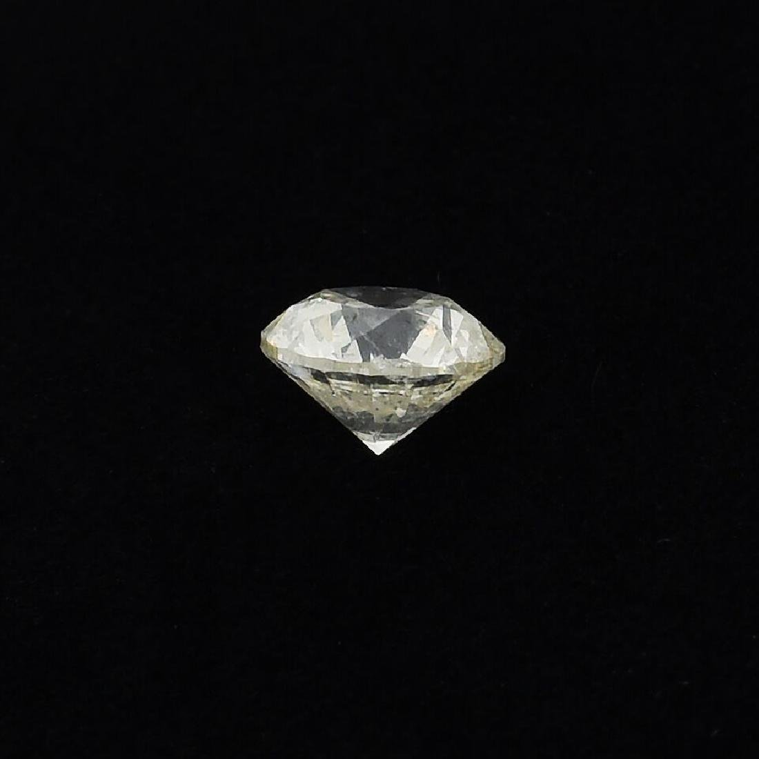 1.05ct SI3 Clarity Diamond Loose Stone (EGL Certified) - 2