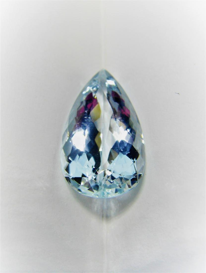 Aquamarine - 8.11 Carat - 2