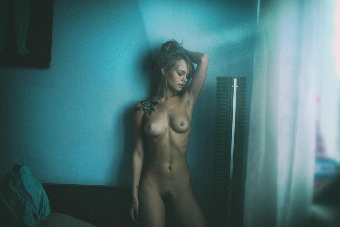 Alina Lebedeva Print Nude Woman