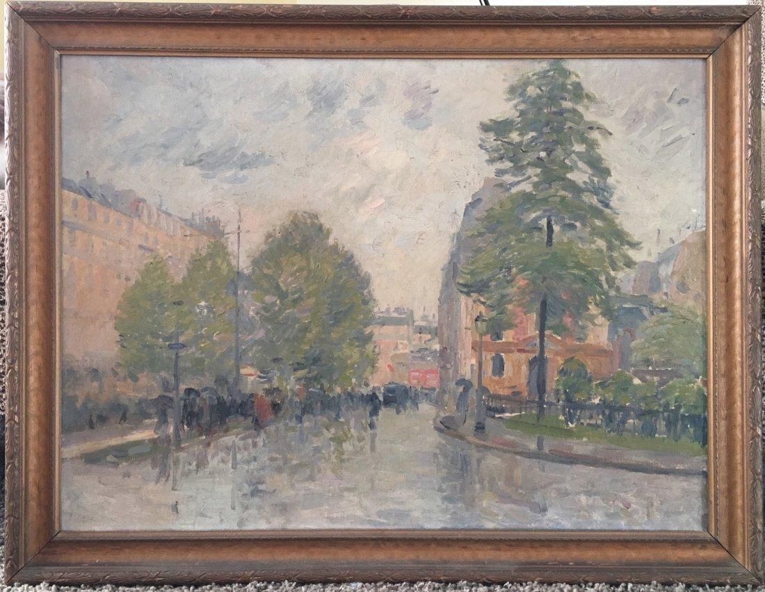 Élie Anatole Pavil Painting