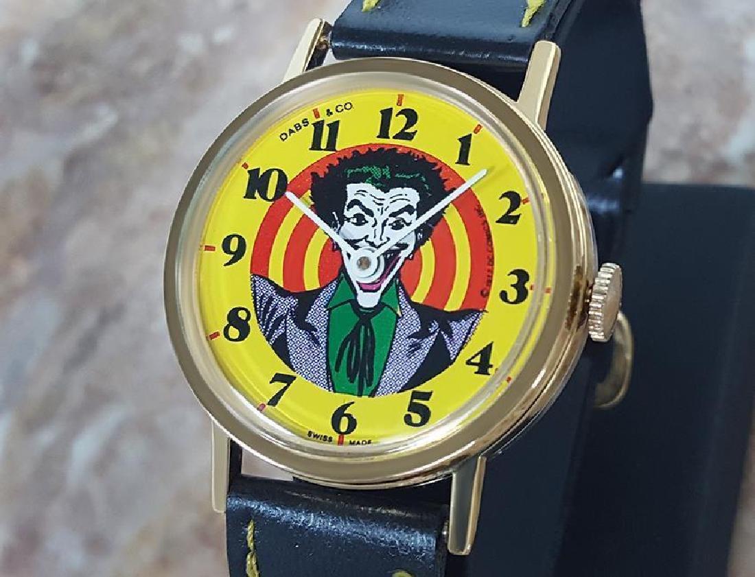 Dabs and Co Rare Swiss Made Original Joker 1977 DC