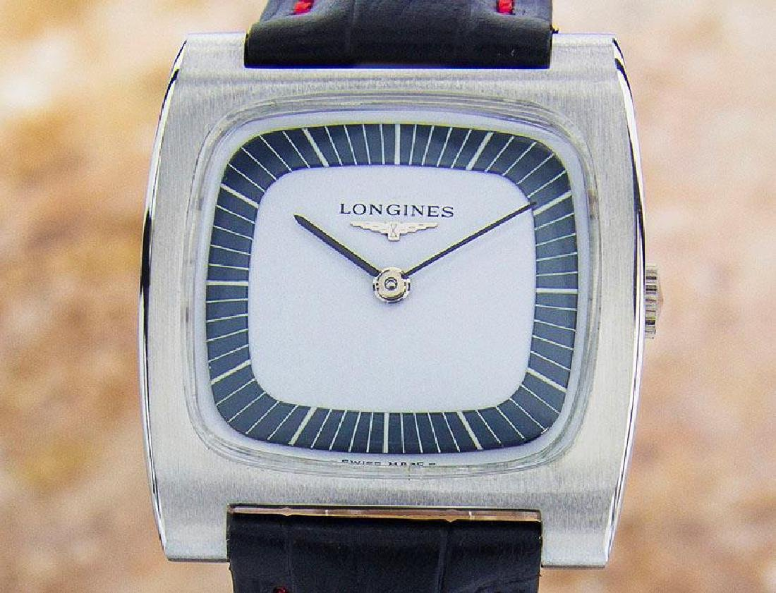 Longines Swiss Made Rare Mens Mid Size 32mm Manual