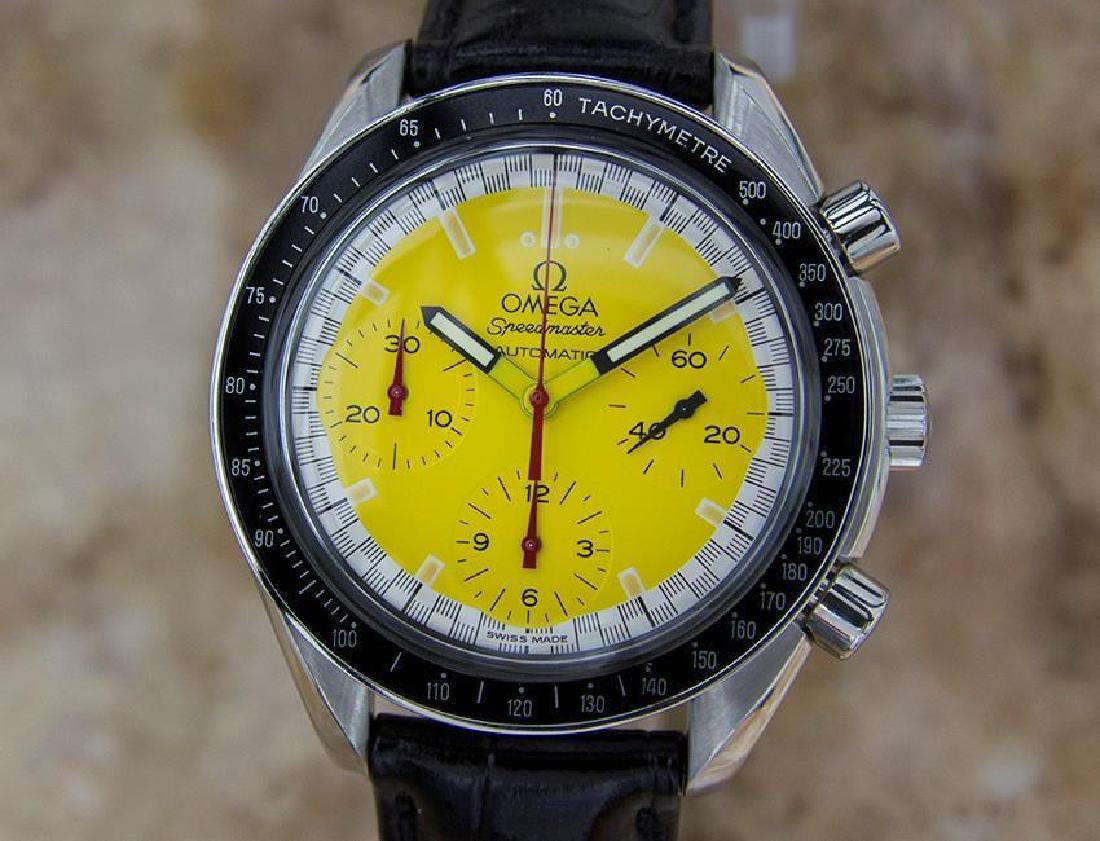 Omega Speedmaster Stainless St Automatic Mens Sports