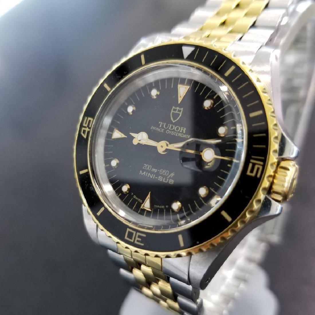 764b57bd05 Rolex Tudor 1960 Prince Oysterdate Mini-Sub 73091 Boy - Mar 14, 2018 |  Jasper52 in NY