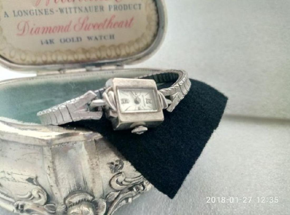 Box & Ladies' watch Wittnauer-Longines - 1930s - 2