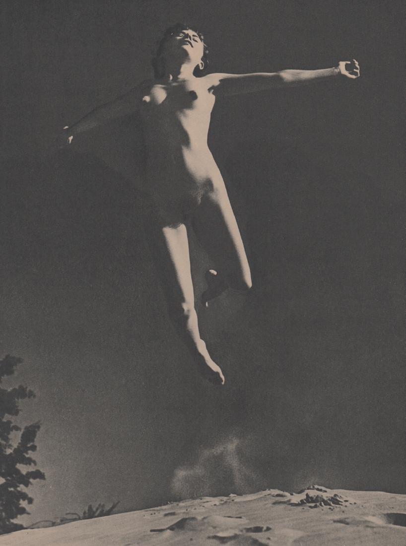 STEPHEN DEUTCH - Flying Nude